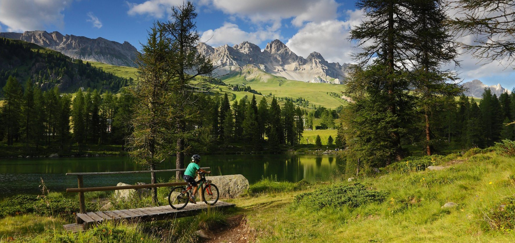 VACANZA IN MOUNTAIN BIKE